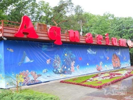 Aquarium Herastrau – Reef Aquarium