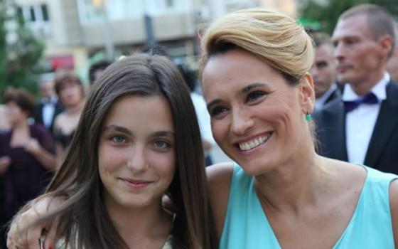 Andreea Esca recunoaste ca fiica ei gateste mai bine decat ea