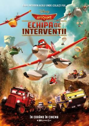 Avioane: Echipa de interventii