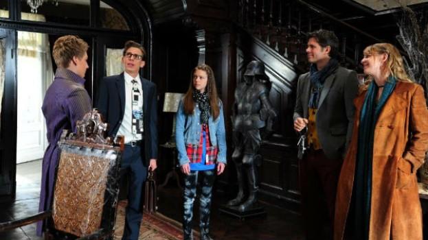 Binny si Fantoma – un nou serial la Disney Channel