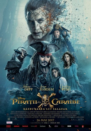Piraţii din Caraibe: Răzbunarea lui Salazar