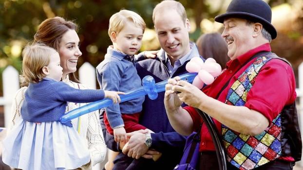 Jucării interzise la Palat! Cu ce nu au voie să se joace Prinţul George şi Prinţesa Charlotte