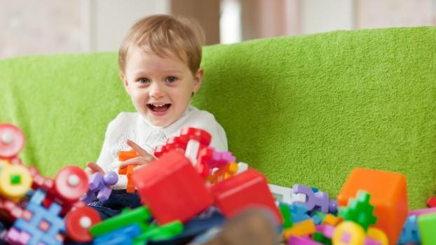 Care este prima jucărie a unui copil?