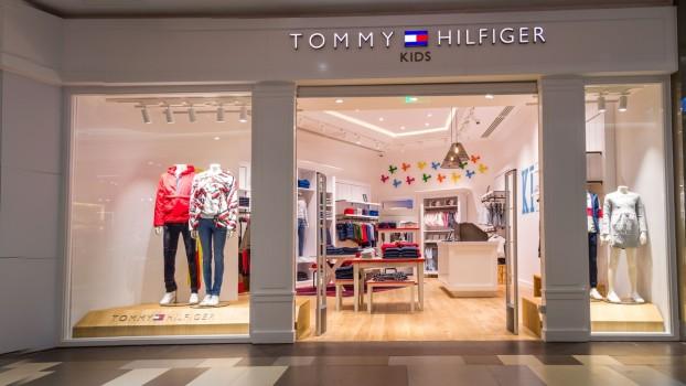 Tommy Hilfiger Kids, în București Mall Vitan