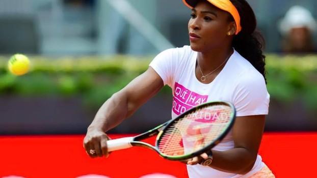 Serena Williams, primele imagini cu fetița ei pe Instagram