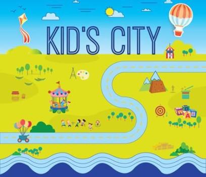 Kids City în Cişmigiu, ediția 2017