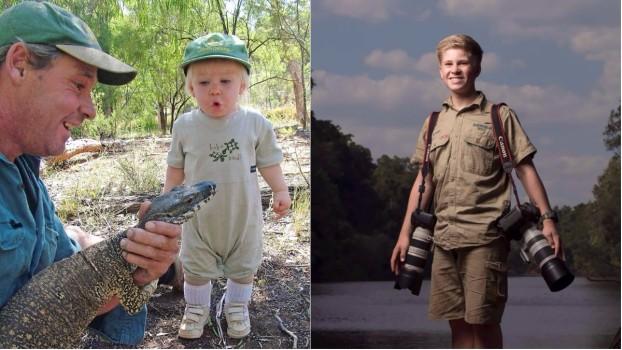 Pe urmele tatălui! Fiul lui Steve Irwin este un fotograf premiat iar imaginile sale cu animale sălbatice fac înconjurul lumii