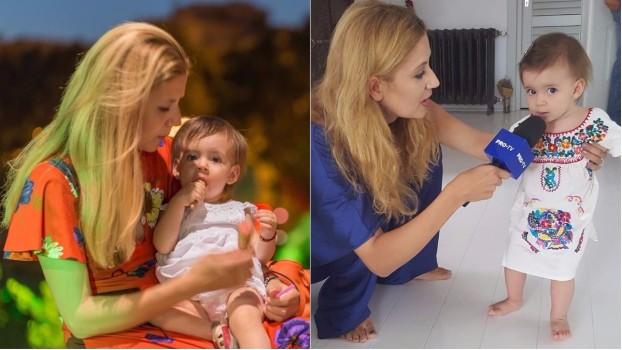 """Amalia Enache: """"Orice poate să devină o jucărie, dacă ești dispus ca părinte să intri în acest joc permanent"""""""