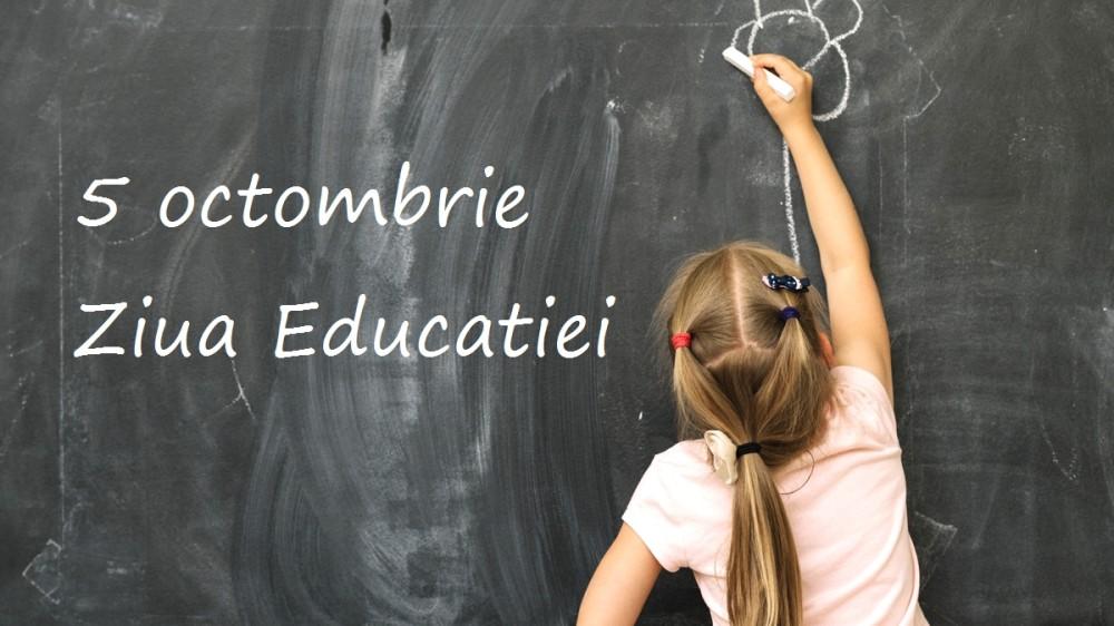 E oficial! Pe 5 octombrie, elevii și profesorii din București sunt liberi