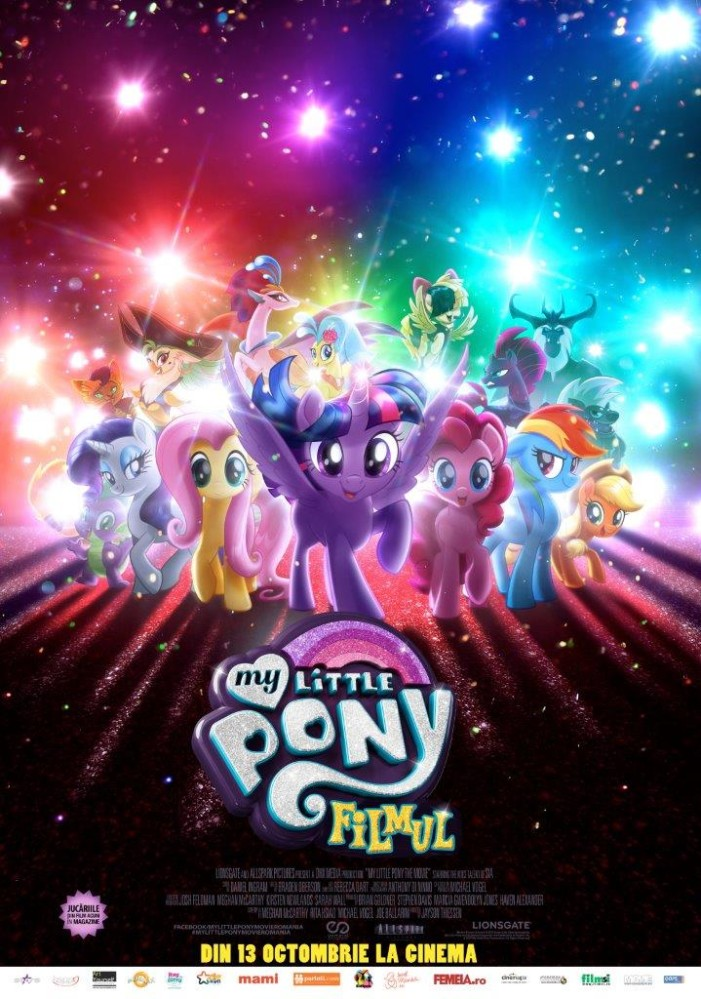My Little Pony: Filmul