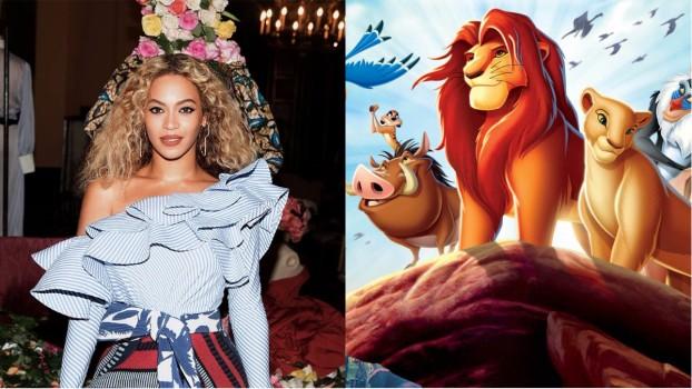 "Beyonce, în ""The Lion King"" produs de Disney. Artista a confirmat participarea sa"