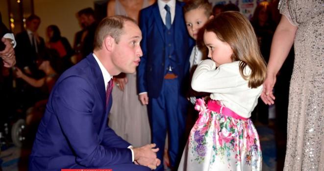 Când adulții învață de la copii! Prinţul William, lecţie de viaţă primită de la o fetiţă de 5 ani