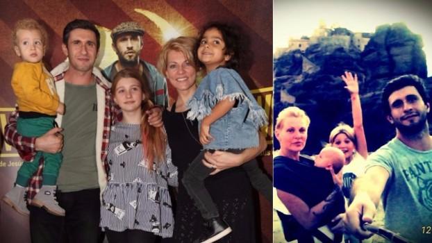 Încă un copil pentru Dana Nălbaru şi Dragoş Bucur! Cei doi au adoptat o fetiță