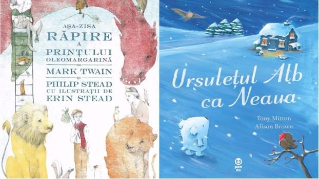 Lansări de cărți pentru copii la Gaudeamus 2017