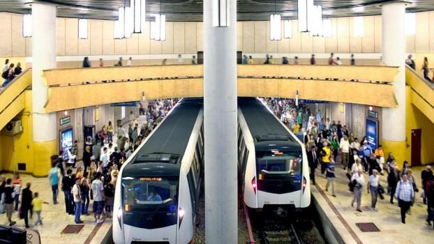 Minivacanța de 1 Decembrie. Care este programul de circulaţie a trenurilor de metrou?