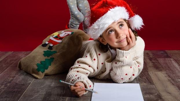 Scrisoare către Moș Crăciun. Model pentru copii și părinți!