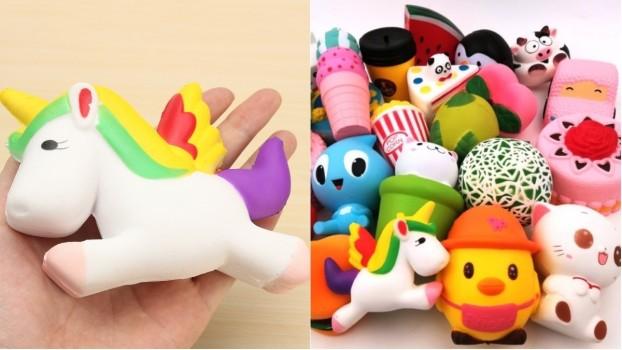 Squishy, noua jucărie la modă în România. Cât este de periculoasă?