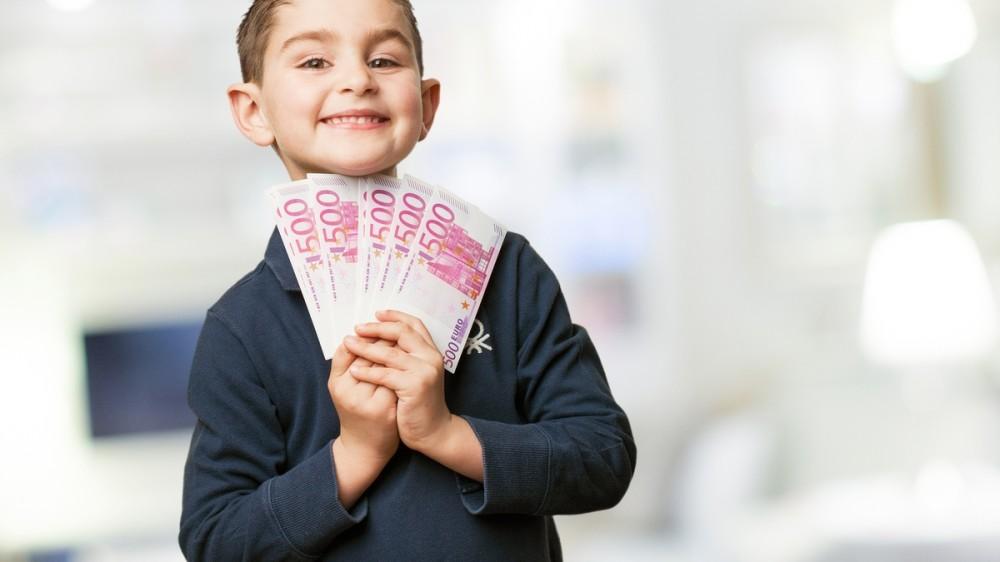 Educație fianciară pe-nțelesul copiilor: 5 sfaturi de la o mamă milionară