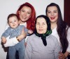 Fetița Elenei Gheorghe a cucerit Internetul. Cum arată Amelie Nicole la 8 luni