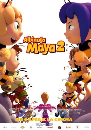 Albinuţa Maya 2 3D