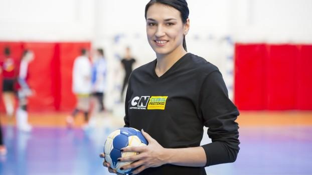 "Handbalista Cristina Neagu este noul ambasador campaniei anti-bullying ""Clubul Prieteniei"""