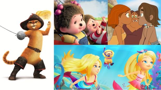 Seriale noi pentru copii în luna mai, la Minimax