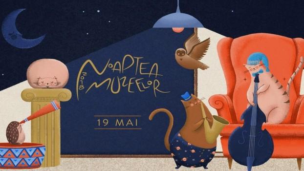 Noaptea muzeelor 2018. Programe și expoziții dedicate în București