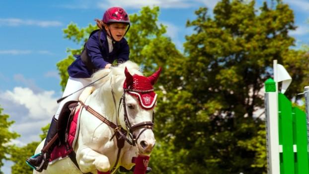 Karpatia Pony Show 2018: spectacol ecvestru, ateliere creative, zone de agrement și Aventura Park