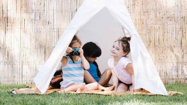 5 idei de activităţi în aer liber pentru copii în perioada vacanţei de vară