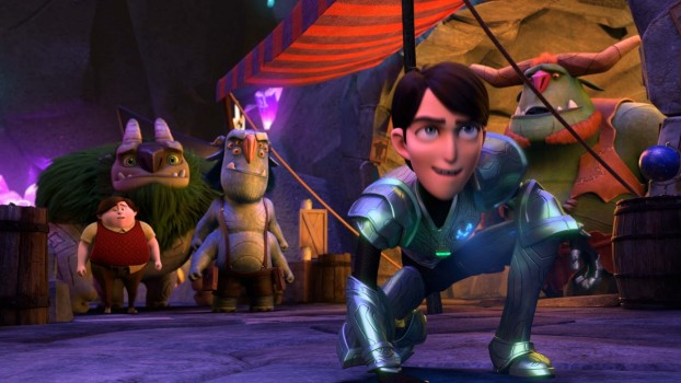 Vânătorii de troli, un nou serial DreamWorks la Minimax