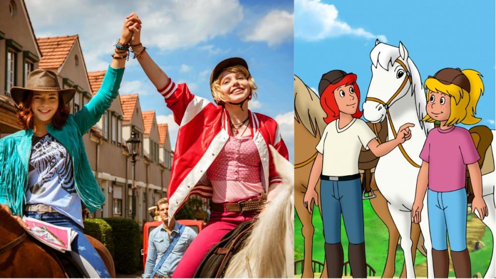 Bibi şi Tina, program special în grila Minimax