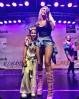 Fetița Andreei Bănică, pe aceeași scenă cu mama ei. Cât de mare a crescut Sofia!