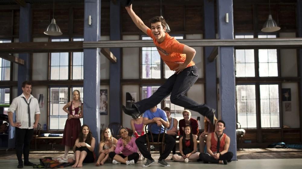 """Din culisele serialului """"Școală de dans"""" (Megamax): 8 secrete pentru fani"""