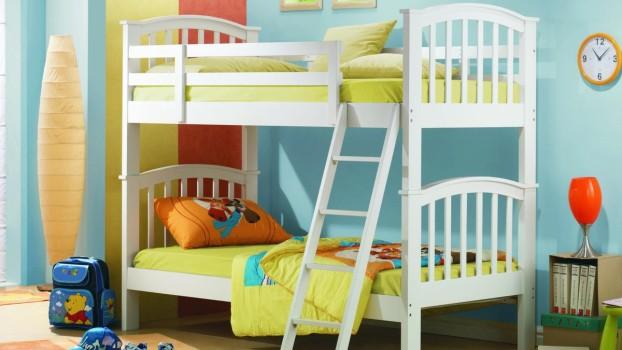 O singură cameră, doi copii. Soluții optime pentru o amenajare de vis
