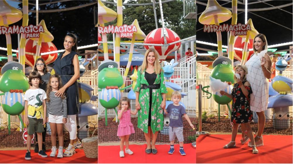 Back To School Party: Cum s-au distrat vedetele și copiii lor înainte de începerea școlii!