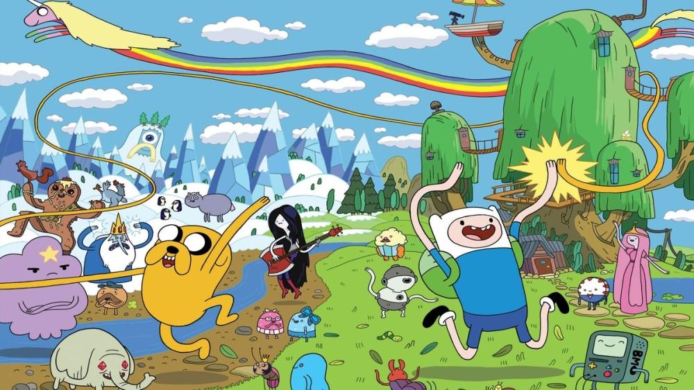 """Deznodământul aventurii lui Finn şi Jake din """"Să-nceapă aventura"""", la Cartoon Network"""