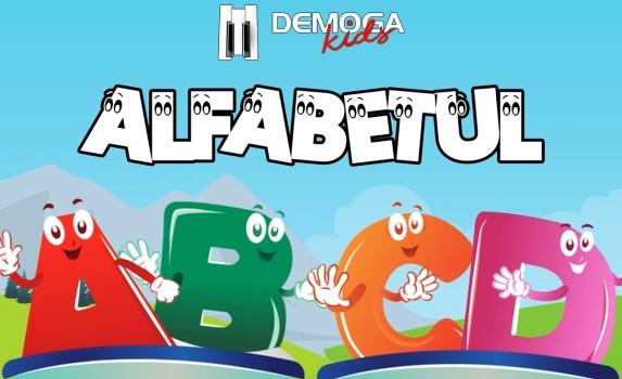 """DeMoga Kids lansează cântecul """"Alfabetul"""""""