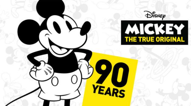 Pe 18 noiembrie, Mickey Mouse sărbătorește 90 de ani de la apariția sa