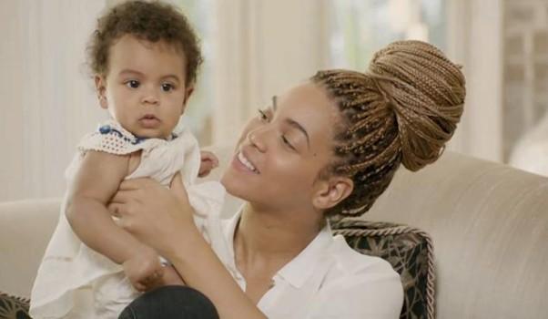 Beyonce i-a interzis fetitei sale sa consume zahar