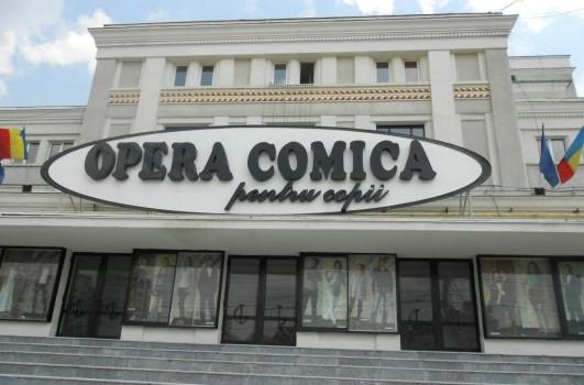 Opera Comica pentru Copii
