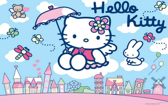 Pisicuta HELLO KITTY a implinit 40 de ani
