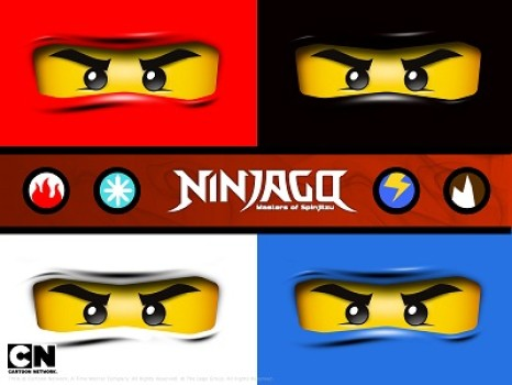 NINJAGO – MAESTRII SPINJITZU vin la Cartoon Network