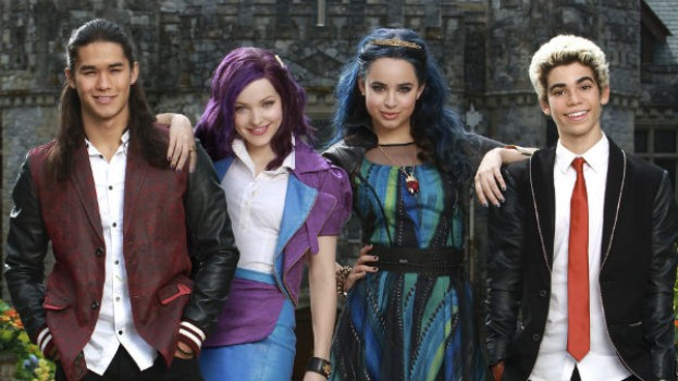 Disney Channel pregateste DESCENDENTII 2