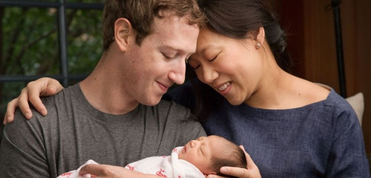 Mark Zuckerberg a intrat in Clubul Taticilor!
