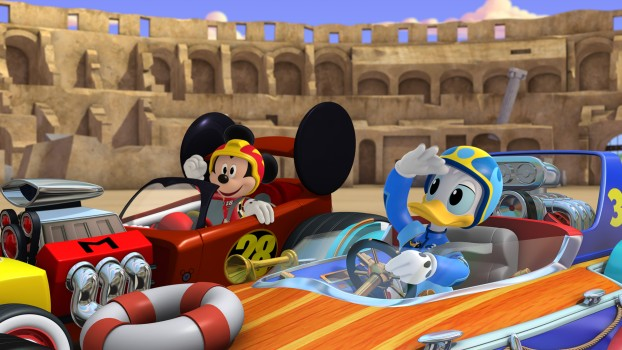 Mickey si Pilotii de Curse, o noua serie la Disney Junior