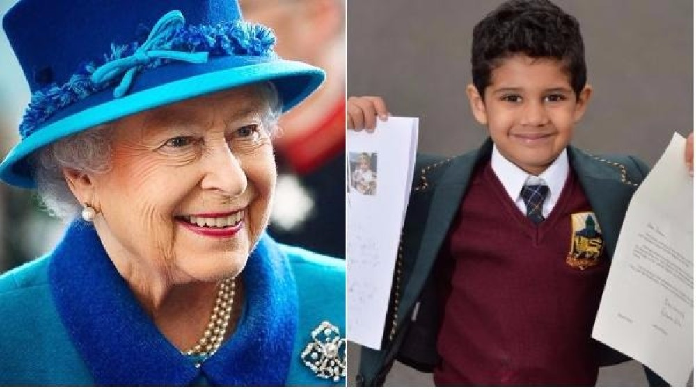 Regina Elisabeta, invitata la ziua unui pusti de 4 ani