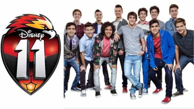 În atenţia pasionaţilor de fotbal! Disney Channel lansează un nou serial: 11