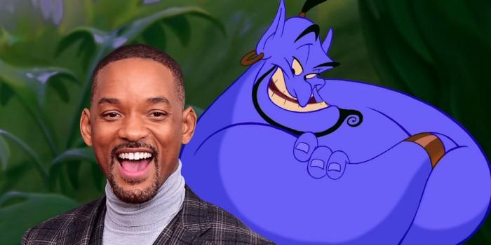 """Will Smith va fi Duhul în remake-ul filmului """"Aladdin"""""""