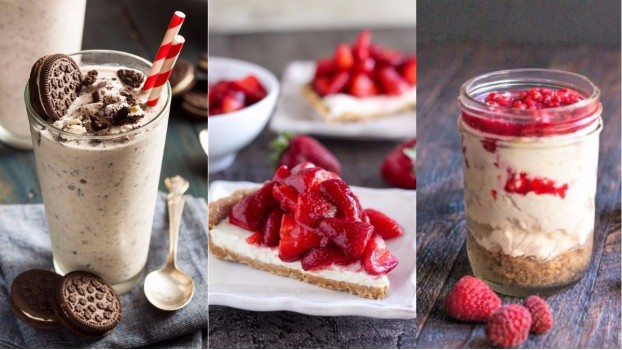 Rețete de vară pentru copii: 3 deserturi fără coacere