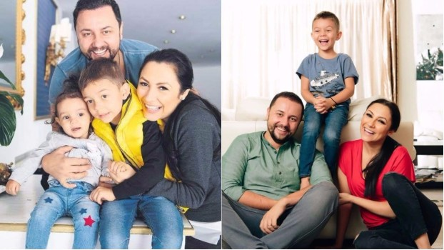 Emoții mari pentru Andra și Cătălin Măruță! Băiețelul lor a început școala